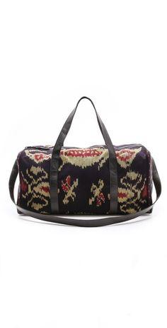 perfect overnight bag