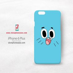 The Amazing World of Gumball iPhone 6 Plus Cover Case