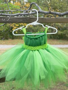 RESERVED Tinkerbell inspired tutu dress by CreativeBone on Etsy Tinkerbell Costume Toddler, Tinkerbell Dress, Toddler Tutu, Tinkerbell Party, Family Halloween Costumes, Halloween Fun, Twin Costumes, Sibling Costume, Tinker Bell Costume