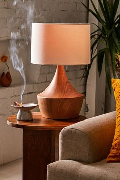 When looking for a lamp for your house, your choices are nearly unlimited. Discover the perfect living room lamp, bed room lamp, desk lamp or any other type for your specific space. Table Lamp Design, Lamp Design, Floor Lamp, Table Lamp Wood, Ceramic Table Lamps, Wooden Lamp, Lamp Shade, Wood Table, Ceramic Table