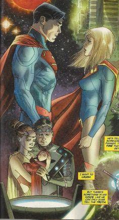 Kal-El & Kara Zor-El