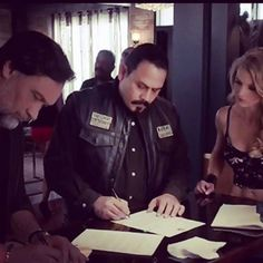 Roll Out...Nero Buys a Farm and Alvarez Buys the Diosa.. #soa #finalride #marcusalvarez #mayans Sons of Anarchy