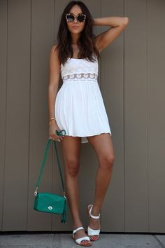 Little White Dress ( Lace Dresses