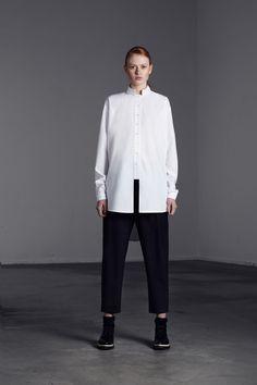 Jaden Cotton Shirt    Arethé Stockholm   NOT JUST A LABEL