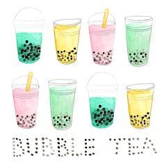 my_brussels bubble tea art Bubble Tea Shop, Bubble Milk Tea, Tea Wallpaper, Tea Restaurant, Doodle Wall, Bubble Pictures, Web Design, My Bubbles, Tea Art