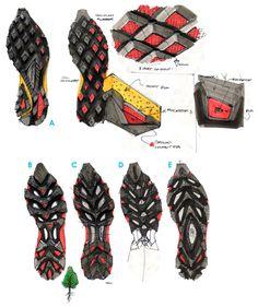 New Balance 791 Trail Shoe by D. Cin at Coroflot.com