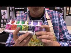 New Color Burst Colors - Creativation - CHA 2017 - YouTube