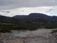 Vista dal castello di Ragogna