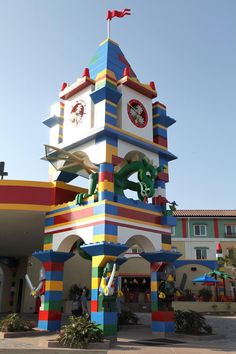 A stay-cation in near future~ Legoland Hotel