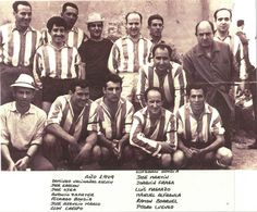 C.D. Calanda en 1949 (Antonio Royo)