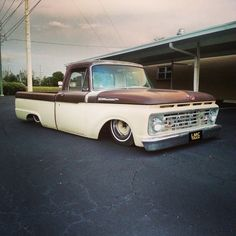 """Owen Posch's '62 Ford F-100  """"Completely taken apart and put back together over 3 years in the making."""""""