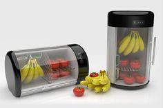 The Produce Wizard keeps bananas for 21 day tomatoes 30 days while still maintaining the flavor firmness and nutritional value. Also protects from e-coli and salmonella contamination