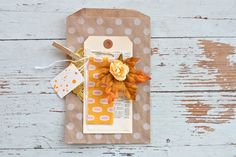Image of Paperclip Flags Kit-Indian Summer