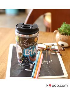 K2POP - B1A4 OFFICIAL GOODS : TUMBLER (MINI)