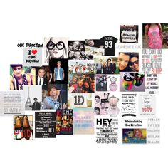 """""""One Direction"""" by julie-s-h on Polyvore"""