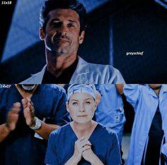 Essa montagem aí destrói qualquer um Grey's Anatomy