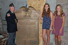 Provided photo: American Legion Sheret Post #35 Commander Wally Skrypnik is…