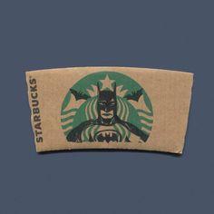 Batman - Starbucks