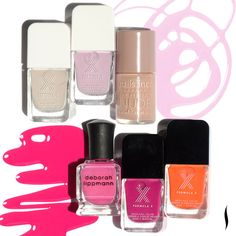I love this look from @Sephora's #TheBeautyBoard http://gallery.sephora.com/photo/lo-fi-high-volt-nail-trends-7140