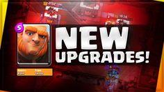 Clash Royale NEW GIANT Skeleton Spawner! | Clash Royale Videos ...