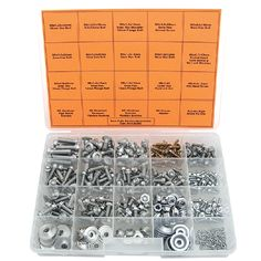 Bolt Hardware Euro Style Assortment Box