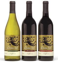 Dona Sol- Great inexpensive table wine from Sonoma California.  Very good and very inexpensive.