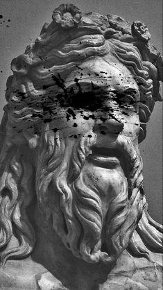 Dragon Statues Painting - Greek Statues Venus - - New York Statues Of Liberty - Roman Statues Aesthetic Roman Sculpture, Sculpture Art, Angel Sculpture, Black Aesthetic Wallpaper, Aesthetic Wallpapers, Vaporwave Wallpaper, Greek Statues, Angel Statues, Greek Mythology Art