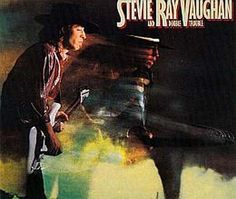 """Released on May 15, 1984, """"Couldn""""t Stand the Weather""""  is the second studio album by  Stevie Ray Vaughan and Double Trouble. TODAY in LA COLLECTION on RVJ >> http://go.rvj.pm/302"""
