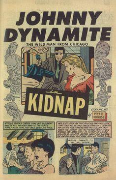 pete morisi johnny dynamite Comic Book Panels, Bizarre, Rock, His Eyes, Comic Art, Comics, Pets, Angel, Skirt