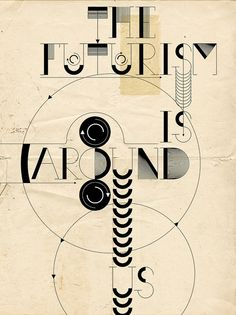 Futurism by FORMULa_24, via Flickr