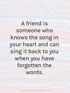 30 Best Deep Friendship Images Heart Quotes Heartfelt Quotes