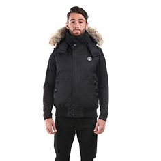 "The Triple FAT Goose Huntley is a high performance hooded winter vest. Waist long with a ribbed hem, the insulated mens down vest was designed for the active lifestyle.   	 		 			 				 					Famous Words of Inspiration...""Over grown military establishments are under any form of government...  More details at https://jackets-lovers.bestselleroutlets.com/mens-jackets-coats/vests/product-review-for-triple-f-a-t-goose-saga-collection-huntley-mens-down-vest-with-real-coyote"
