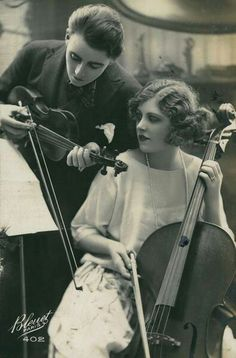 1920's French Photo PostCard