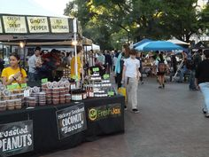 Sights & Scenes: Jaxsons Night Market at Hemming Park | Metro Jacksonville