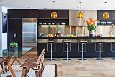 我們看到了。我們是生活@家。: 來感受一下豪宅的氣派!加州Malibu海岸,獨特溫暖的建築設計