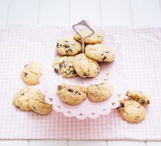 Cómo hacer Cookies americanas con Thermomix - Thermomix por el mundo A Food, Sweet, Desserts, Happy, Projects, Pie Cake, The World, Baby Cakes, Shortbread Cookies