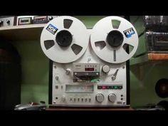 Audio-Vintage-Częstochowa test Akai GX-625 Sansui Infinity