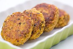 love this - cous cous patties, must try