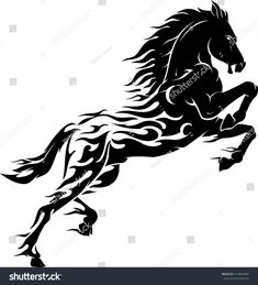 Find Horse Power Flame stock images in HD and millions of other royalty-free stock photos, illustrations and vectors in the Shutterstock collection. Horse Stencil, Animal Stencil, Dark Art Drawings, Horse Drawings, Horse Tattoo Design, Tribal Wolf Tattoo, Fire Horse, Eagle Art, Laser Art