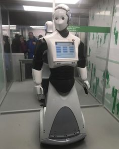 REEM 2016 #Robots @sciencemuseum #science #london #londoner #londonist #londonlife #industry40 #artificialintelligence
