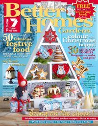 December 01, 2015 issue of Better Homes and Gardens Australia