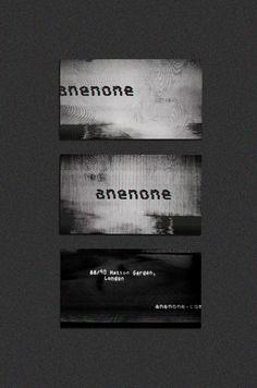 Daria Po – Identity for fashion brand Anenone