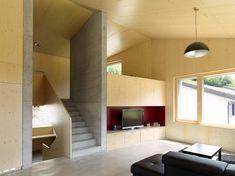 Casa Métrailler,© Thomas Jantscher