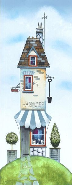 The Hardware Store. Gary Walton