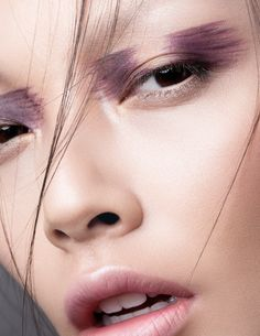 """""""Into the Gloss"""" for TWO magazine by Ruo Bing Li"""