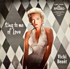 Vicki Benet - Sing to Me of Love (1959)