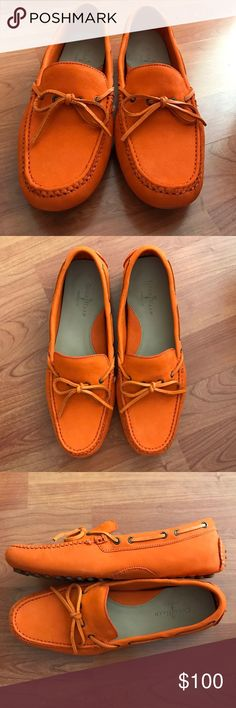 Cole Haan Shoes New with the original box. With Nike Air padding very comfortable. Cole Haan Shoes Flats & Loafers