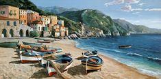 Borgo di pescatori by Adriano Galasso
