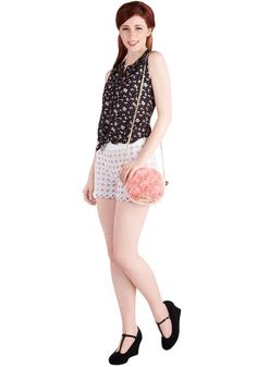 Betsey Johnson Everyone Rose Bag, #ModCloth