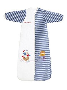 Winter Baby Sleep Sack Wearable Blanket Long Sleeves approx. 3.5 Tog - Pirate - 12-36 months/LARGE - $44.99